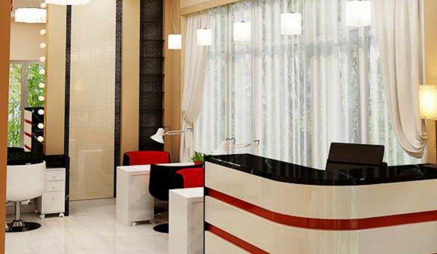 Дизайн интерьера парикмахерской по ул. Рябинина 19 5