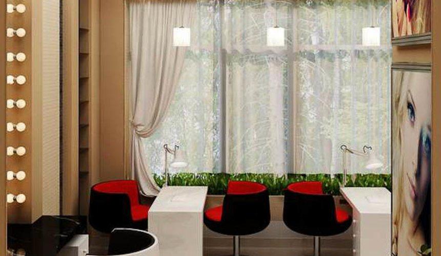 Дизайн интерьера парикмахерской по ул. Рябинина 19 8