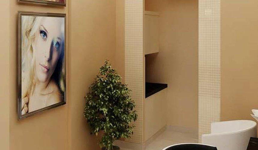 Дизайн интерьера парикмахерской по ул. Рябинина 19 9