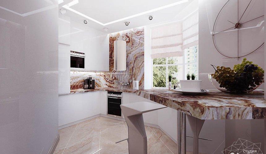 Дизайн интерьера двухкомнатной квартиры по ул. Малышева 38 7