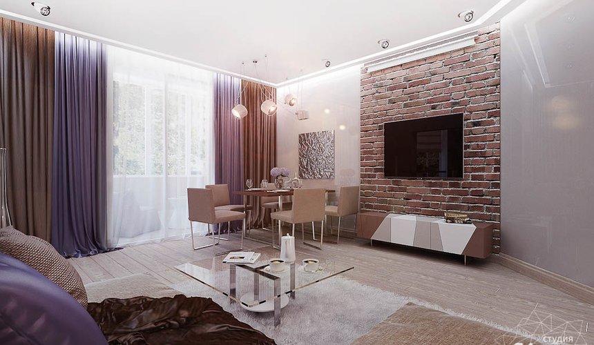 Дизайн интерьера двухкомнатной квартиры по ул. Малышева 38 5
