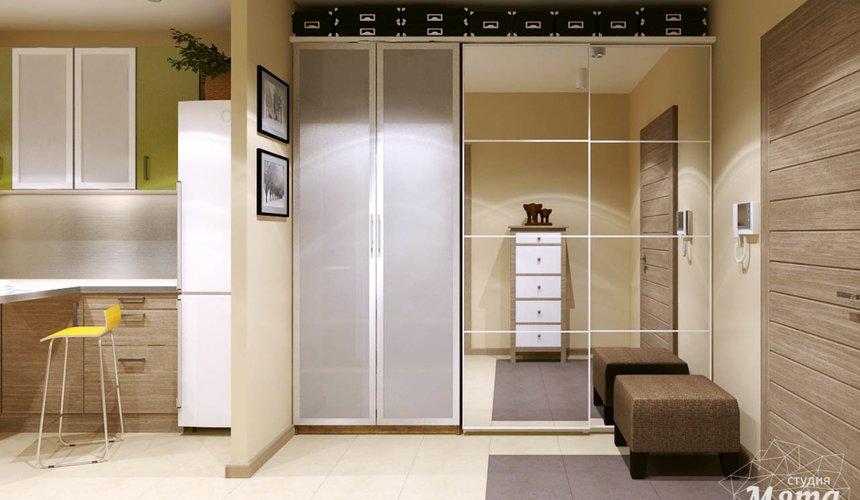 Дизайн интерьера двухкомнатной квартиры по ул. Машинная 40 22