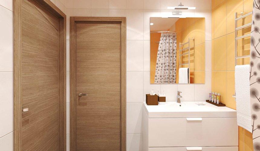 Дизайн интерьера двухкомнатной квартиры по ул. Машинная 40 9