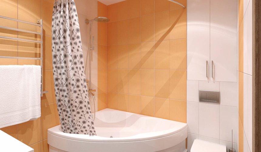 Дизайн интерьера двухкомнатной квартиры по ул. Машинная 40 10