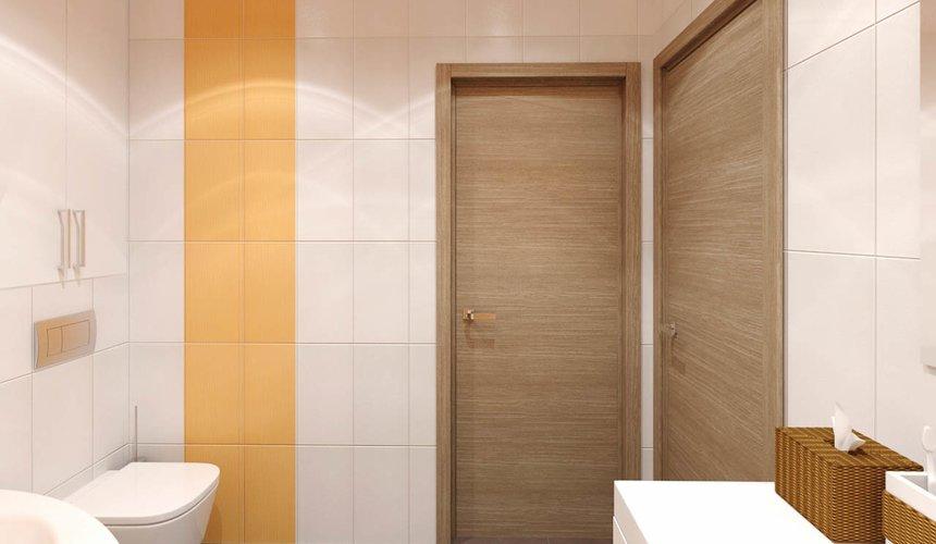 Дизайн интерьера двухкомнатной квартиры по ул. Машинная 40 11