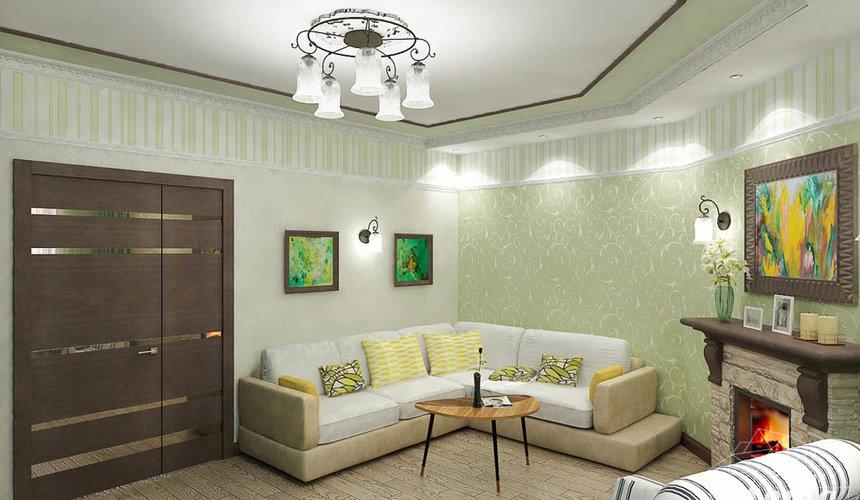 Дизайн интерьера и ремонт трехкомнатной квартиры по ул. Авиационная, 16  63