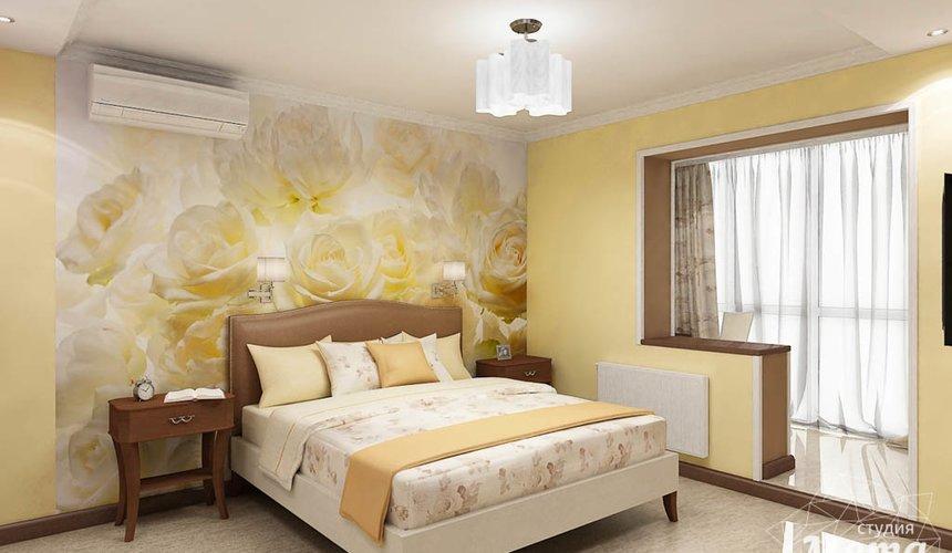 Дизайн интерьера и ремонт трехкомнатной квартиры по ул. Авиационная, 16  87