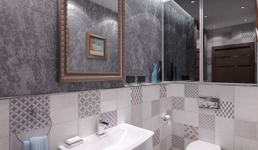 Дизайн интерьера и ремонт трехкомнатной квартиры по ул. Авиационная, 16  93