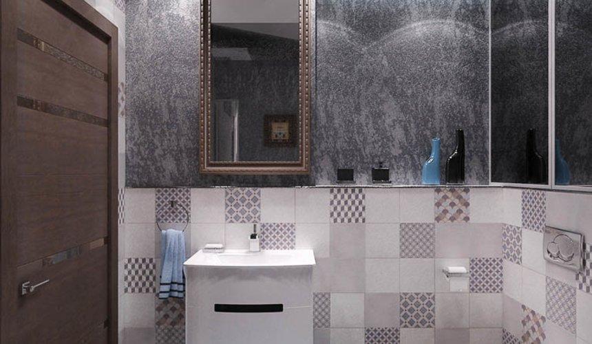 Дизайн интерьера и ремонт трехкомнатной квартиры по ул. Авиационная, 16  94