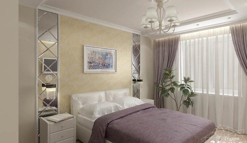 Дизайн интерьера двухкомнатной квартиры по ул. Шаумяна 93 14