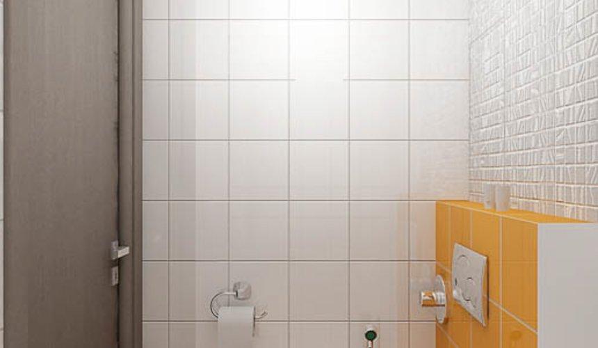 Дизайн интерьера и ремонт ванной комнаты и прихожей по ул. Крауля 70 15