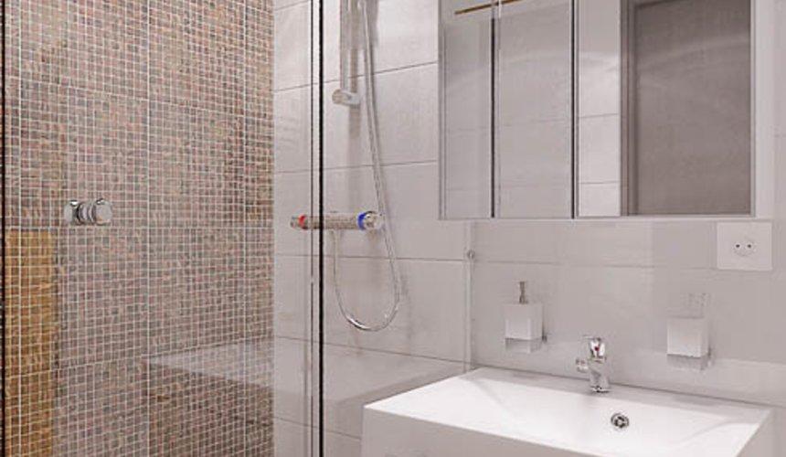 Дизайн интерьера и ремонт ванной комнаты и прихожей по ул. Крауля 70 12