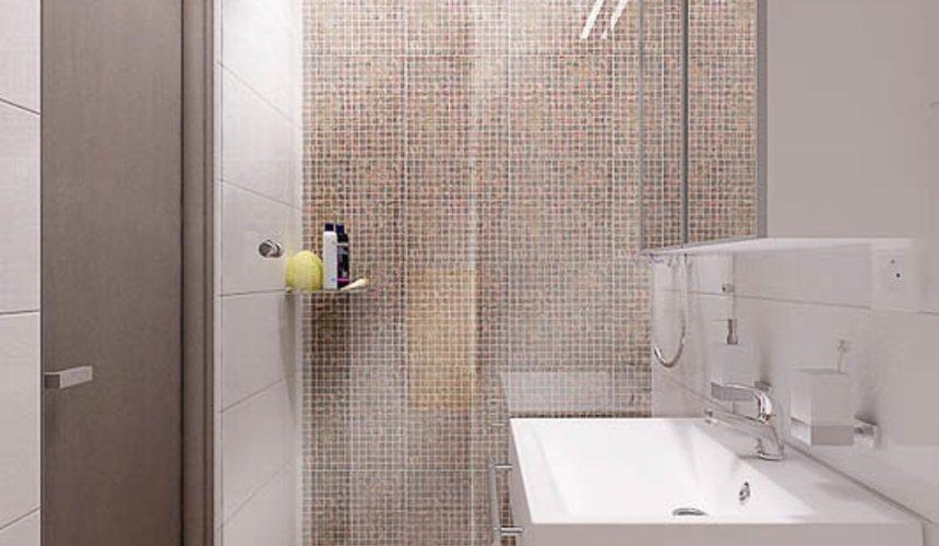 Дизайн интерьера и ремонт ванной комнаты и прихожей по ул. Крауля 70 13