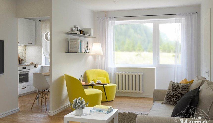Дизайн интерьера двухкомнатной квартиры по ул. Мира 37а 4
