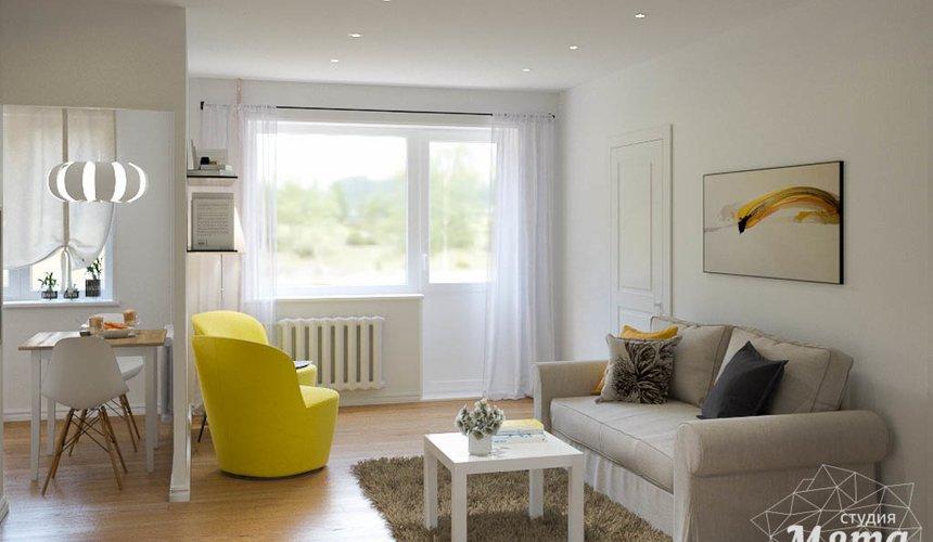 Дизайн интерьера двухкомнатной квартиры по ул. Мира 37а 5