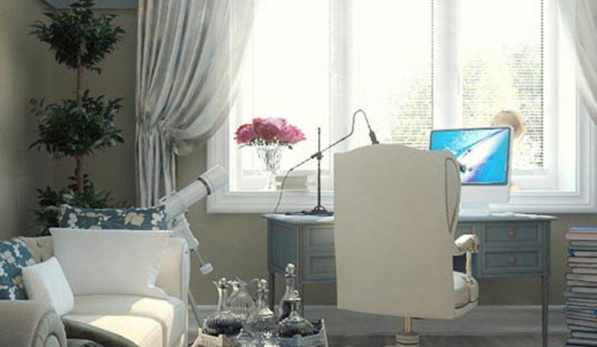 Дизайн интерьера коттеджа в Сочи 7