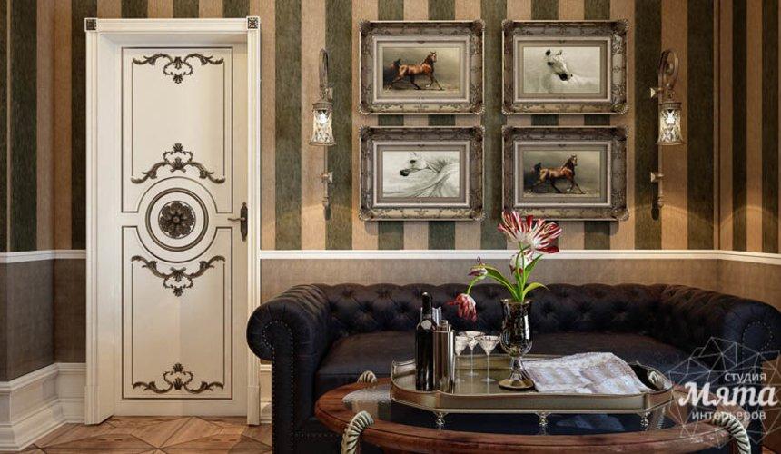 Дизайн интерьера коттеджа в п. Рудный 17