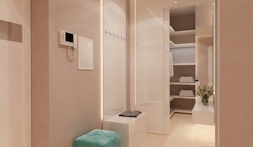 Дизайн интерьера однокомнатной квартиры в ЖК Крылов (1 очередь) 16