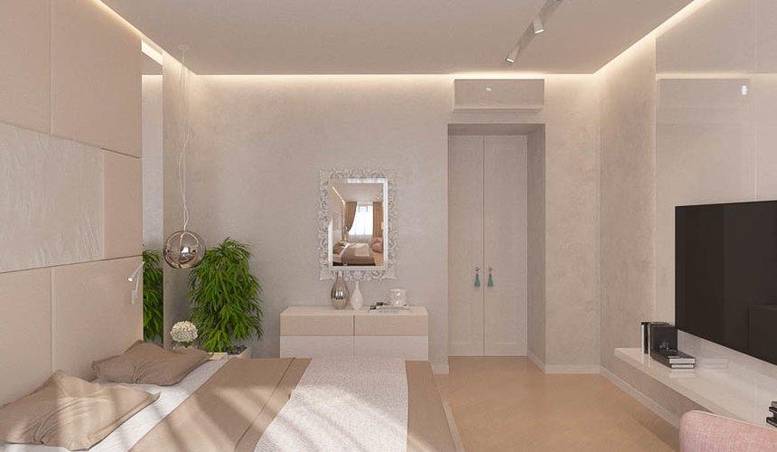Дизайн интерьера однокомнатной квартиры в ЖК Крылов (1 очередь) 11