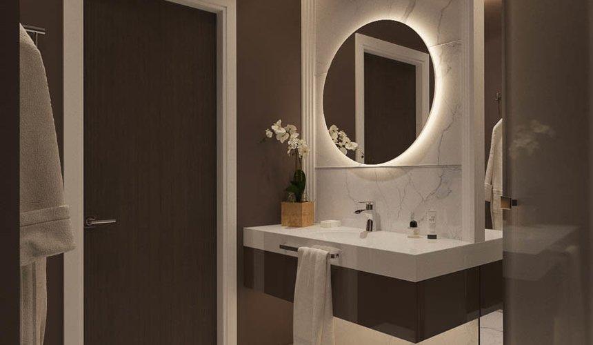 Дизайн интерьера однокомнатной квартиры в ЖК Крылов (2 очередь) 13