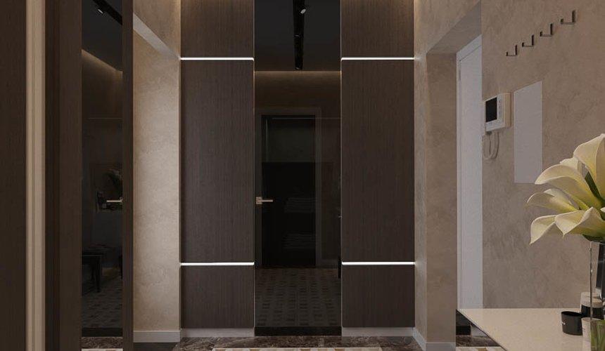 Дизайн интерьера однокомнатной квартиры в ЖК Крылов (2 очередь) 18