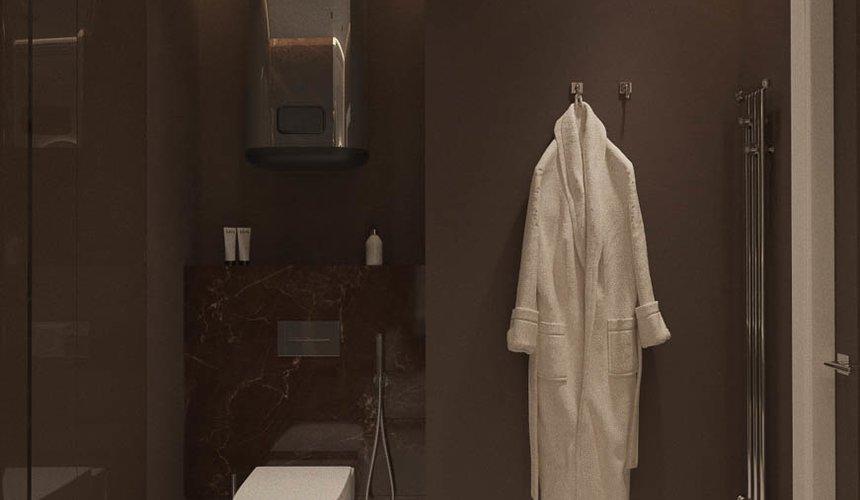 Дизайн интерьера однокомнатной квартиры в ЖК Крылов (2 очередь) 15