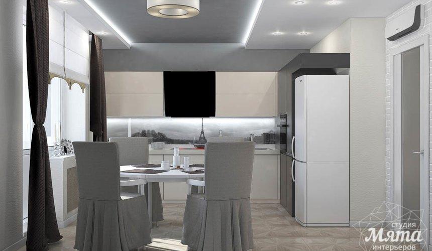 Дизайн интерьера трехкомнатной квартиры по ул. 8 Марта 194 7