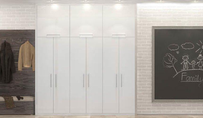Дизайн интерьера трехкомнатной квартиры по ул. 8 Марта 194 27