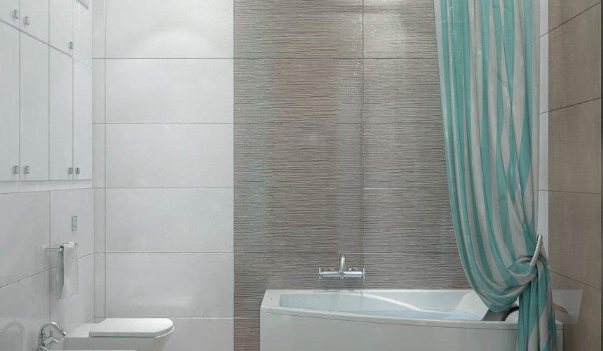 Дизайн интерьера трехкомнатной квартиры по ул. 8 Марта 194 30