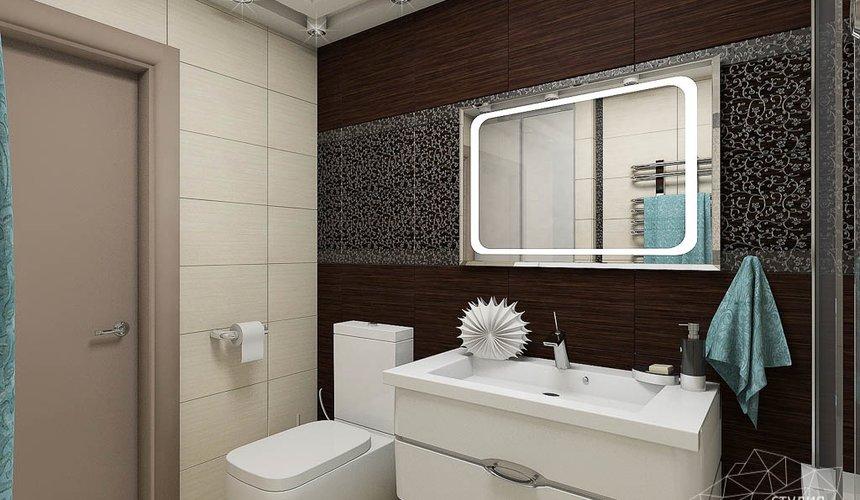 Дизайн интерьера двухкомнатной квартиры в Верхней Пышме по Успенскому проспекту 113Б 15