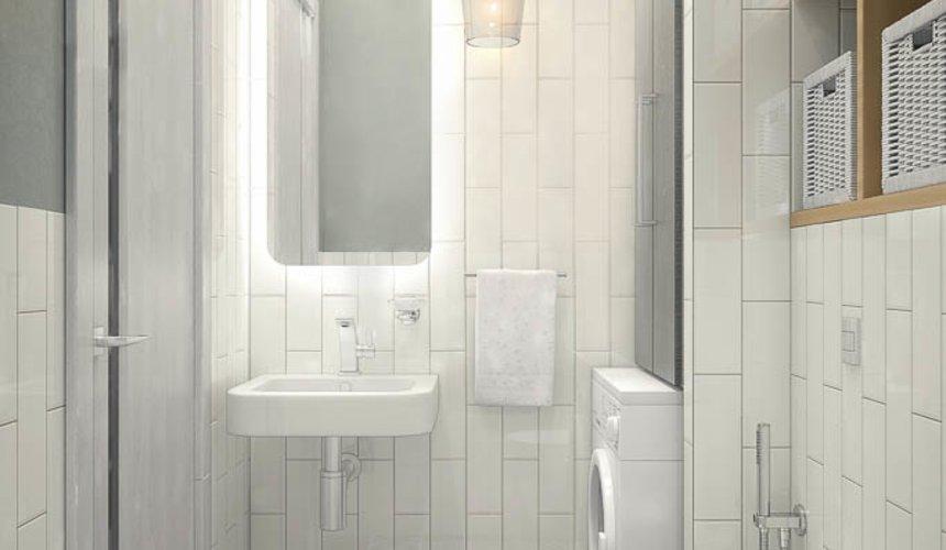 Дизайн интерьера трехкомнатной квартиры по ул. 8 Марта 194 32