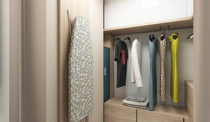 Дизайн интерьера двухкомнатной квартиры в Верхней Пышме по Успенскому проспекту 113Б 17
