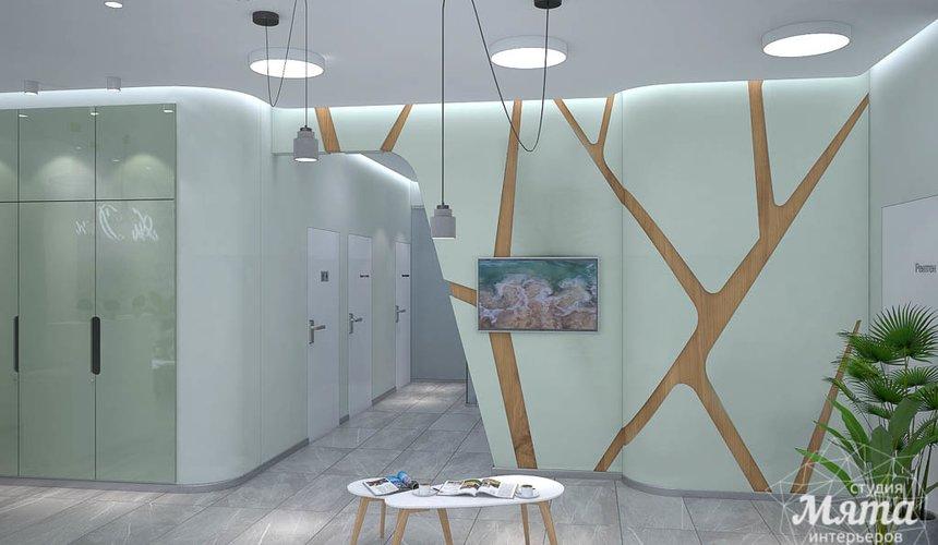 Дизайн интерьера и ремонт стоматологической клиники в ЖК Лига Чемпионов 58