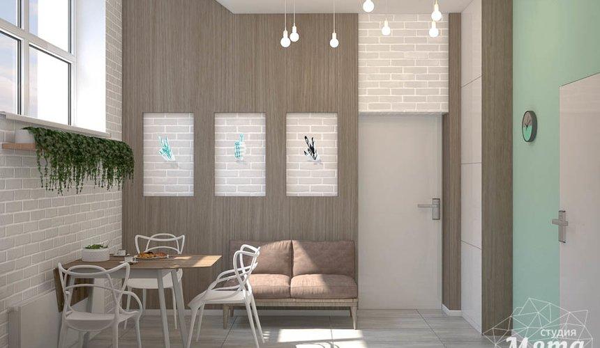 Дизайн интерьера и ремонт стоматологической клиники в ЖК Лига Чемпионов 50