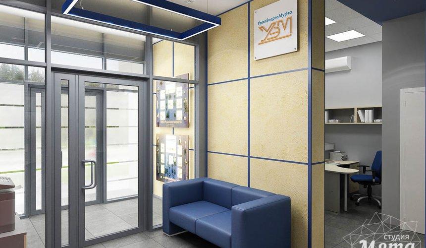 Дизайн интерьера офиса по ул. Чкалова 231 7