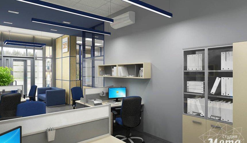 Дизайн интерьера офиса по ул. Чкалова 231 12