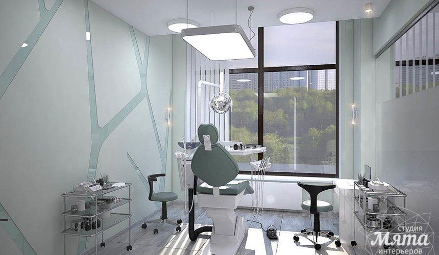 Дизайн интерьера и ремонт стоматологической клиники в ЖК Лига Чемпионов 46