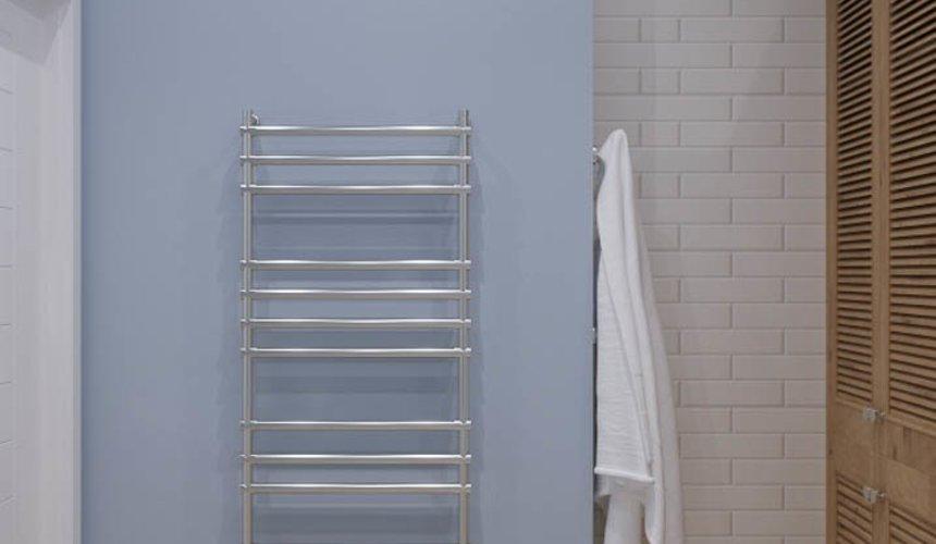 Дизайн интерьера ванной комнаты и санузла по ул. Орденоносцев 6 6