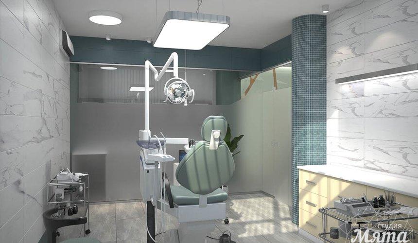 Дизайн интерьера и ремонт стоматологической клиники в ЖК Лига Чемпионов 31