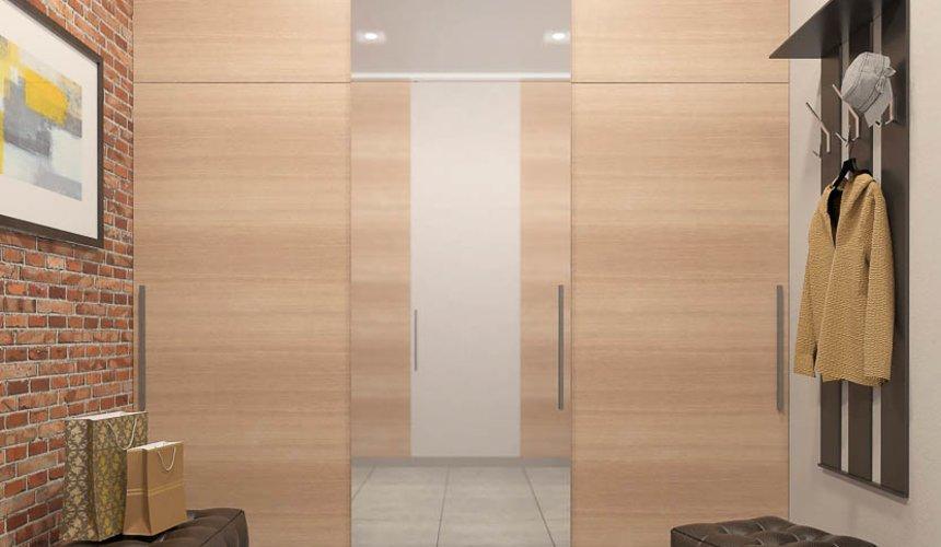 Дизайн интерьера коттеджа в п. Алые Паруса 12
