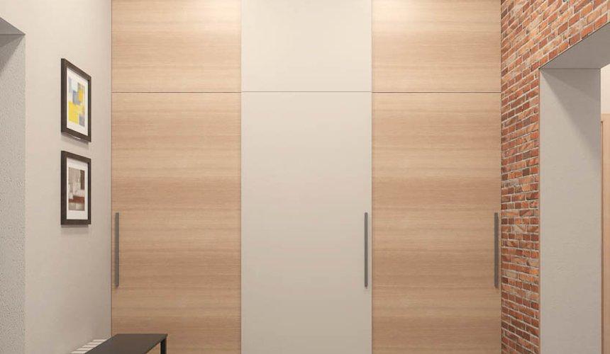 Дизайн интерьера коттеджа в п. Алые Паруса 13
