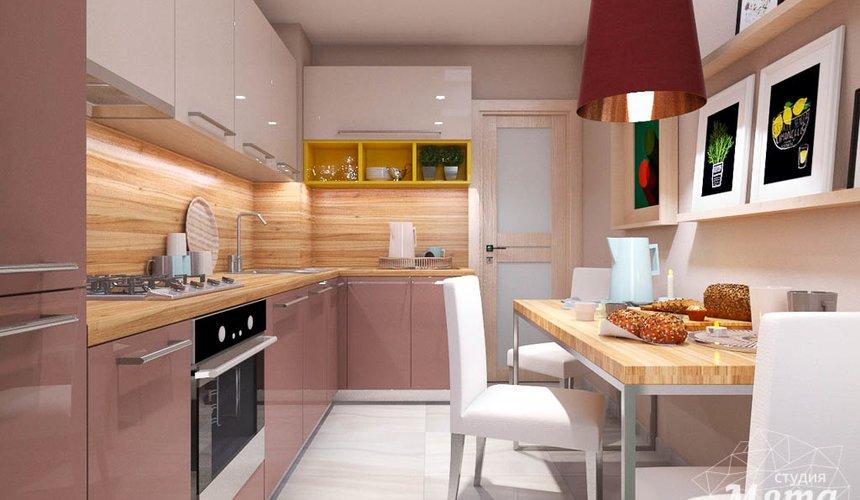 Дизайн интерьера трехкомнатной квартиры по ул. Куйбышева 102 10