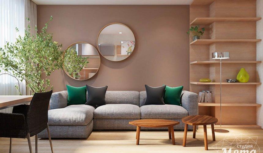 Дизайн интерьера трехкомнатной квартиры по ул. Куйбышева 102 3