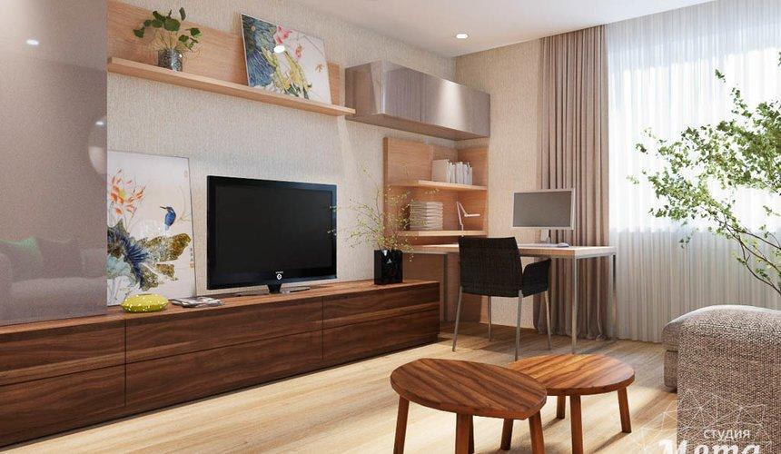 Дизайн интерьера трехкомнатной квартиры по ул. Куйбышева 102 5