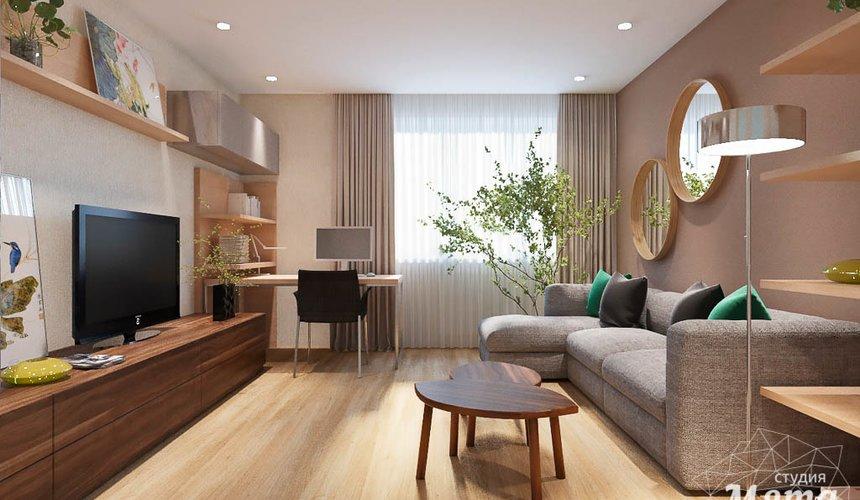 Дизайн интерьера трехкомнатной квартиры по ул. Куйбышева 102 6