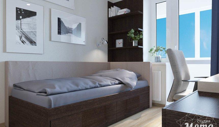 Дизайн интерьера трехкомнатной квартиры по ул. Куйбышева 102 14