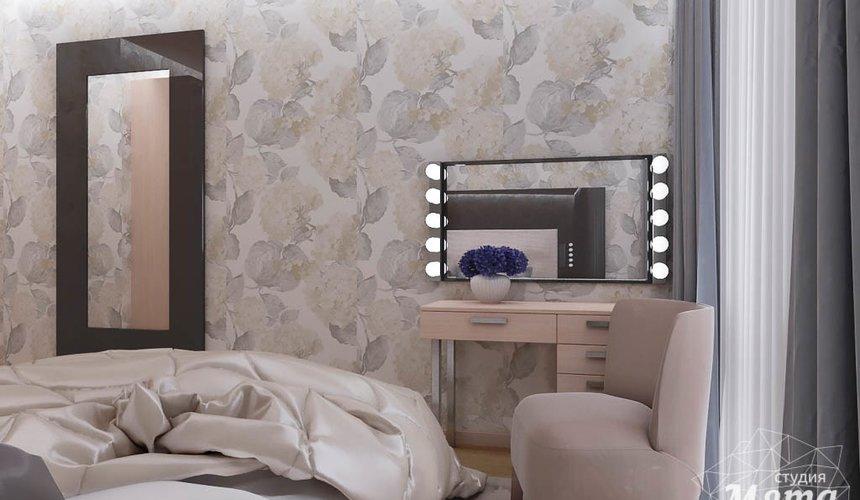 Дизайн интерьера трехкомнатной квартиры по ул. Куйбышева 102 18