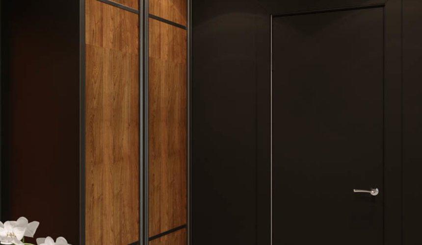 Дизайн интерьера однокомнатной квартиры в ЖК Чемпион Парк 20