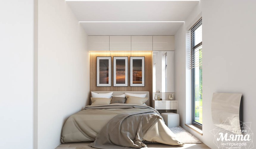 Дизайн интерьера модульного дома в п. Новое Созвездие 7