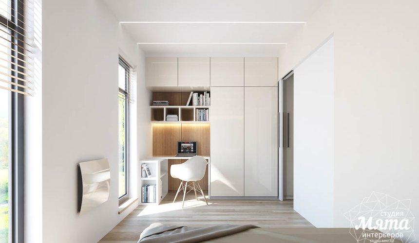 Дизайн интерьера модульного дома в п. Новое Созвездие 8